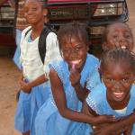 Mylabadi - Praktikum in Afrika