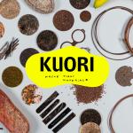 KUORI, waste turns material